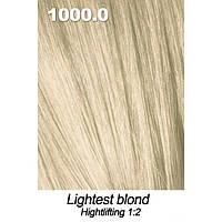 Краска для волос Indola Blonde Expert 1000.0