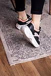 Кроссовки женские Fashion Qihai 2654 36 размер 23,5 см Черный, фото 3