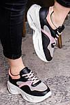 Кроссовки женские Fashion Qihai 2654 36 размер 23,5 см Черный, фото 5