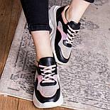 Кроссовки женские Fashion Qihai 2654 36 размер 23,5 см Черный, фото 6