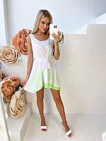 Жіноче плаття з поясом