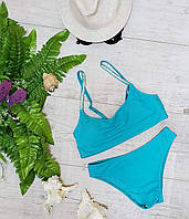 Подросток купальникраздельный для девочки8-14 лет,цвет уточняйте при заказе