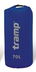 Гермомешок PVC 70л. (Синий). гермомешок. водонепроницаемая упаковка