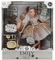 Лялька QJ 090 B Emily, вихованець, аксесуари