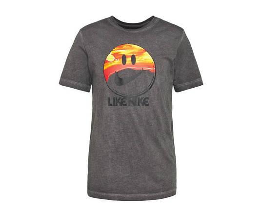 Футболка мужская  Nike Sportswear T-Shirt DB6190-010 Черный, фото 2