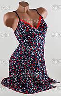 Женская ночная рубашка Турция Pink Secret 012 L. Размер L.