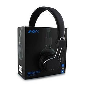 Навушники НЯ X1 з bluetooth, підтримкою програми на телефон для налаштування і FM приймачем