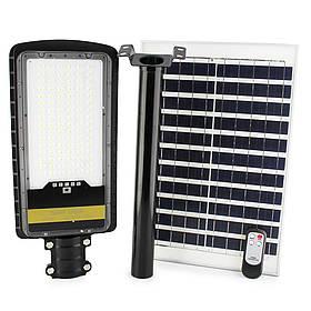 Вуличний ліхтар на стовп solar street JD 298 400W VPP Remote (пульт)