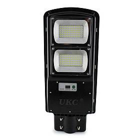 Вуличний ліхтар на стовп Cobra solar street light R2 2VPP Remote (пульт)