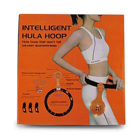 Розумний масажний обруч Intelligent Hula Hoop