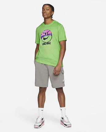 Футболка чоловіча Nike Sportswear T-Shirt DB6190-304, фото 2
