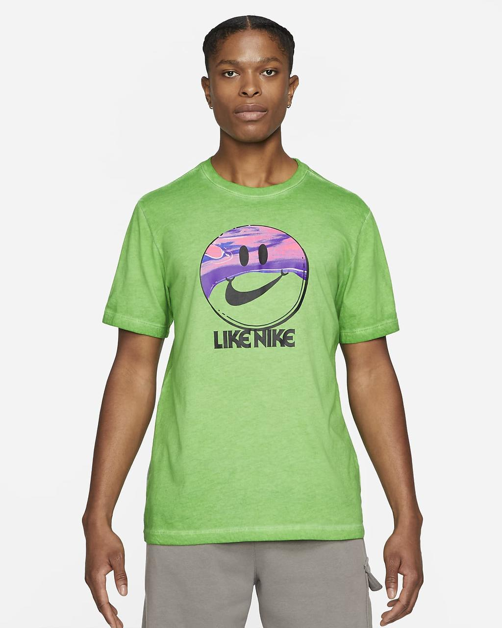 Футболка чоловіча Nike Sportswear T-Shirt DB6190-304