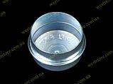 Колпак ступицы металлический,Заглушка ,заднего колеса Ланос Lanos GM 06696899, фото 4