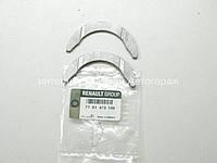 Опорный вкладыш коленчатого вала на Рено Кенго 1.5dci (K9K) - RENAULT (Оригинал) 7701473149