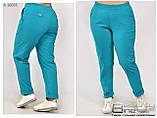 Женские летние брюки большого размера с 50 по 74, фото 3