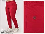 Женские летние брюки большого размера с 50 по 74, фото 4