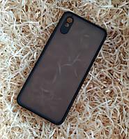 Чехол Goospery Case для Xiaomi Redmi 9A, Matte Black