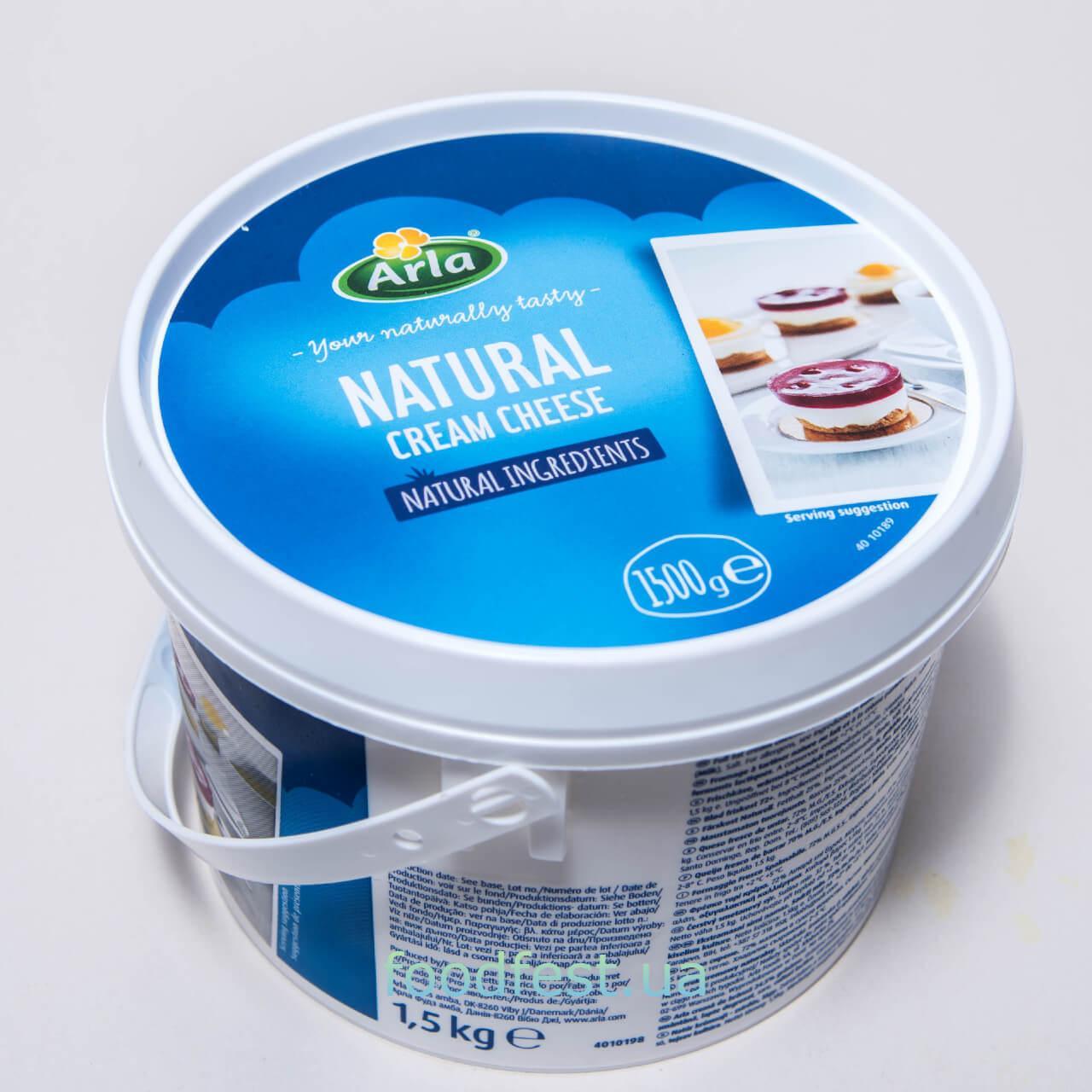 Крем-сыр Buko TM Arla 1,5 кг
