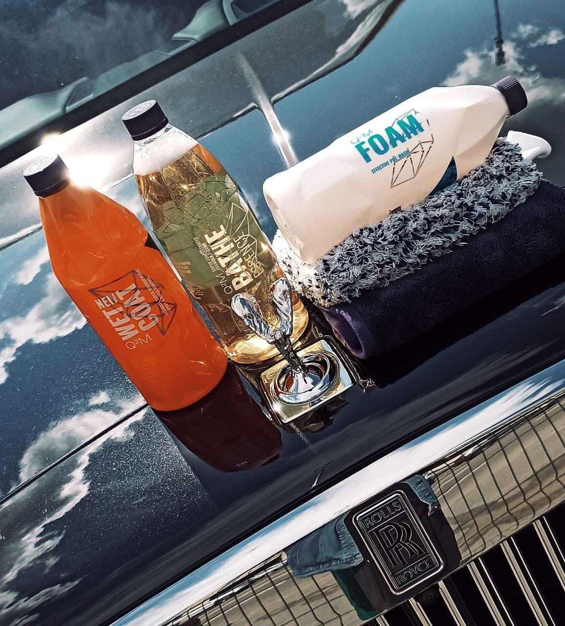 Набір для кварцової мийки автомобіля від Gyeon L