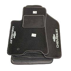 Коврики в салон ворсовые для  Chevrolet Camaro IV /Шевроле Камаро