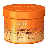 "Маска ""Защита от солнца"" для всех типов волос Estel Professional Curex Sun Flower 500 мл (4606453063843)"