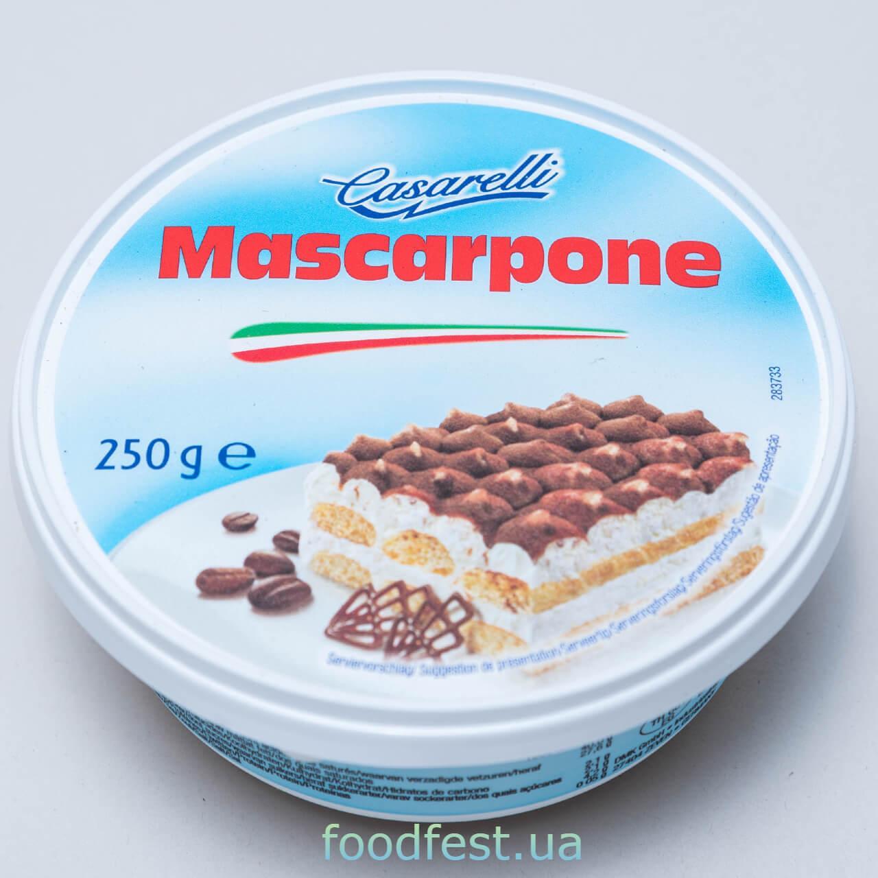 Сир Маскарпоне TM Mlekoma 250г
