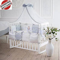 Детский постельный комплект Маленькая Соня Mon Cheri 6 элементов