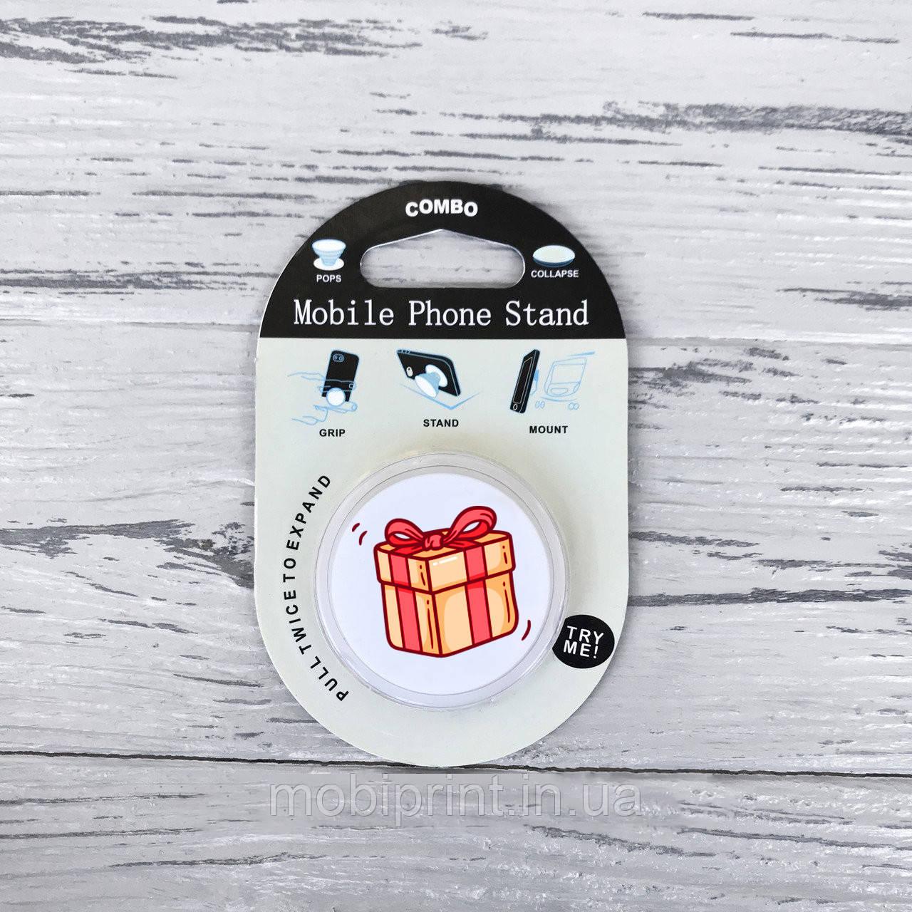 Попсокет (Popsockets) держатель для смартфона (8754-2985)