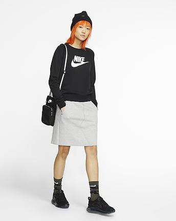 Толстовка женская Nike Sportswear Essential BV4112-010 Черный, фото 2