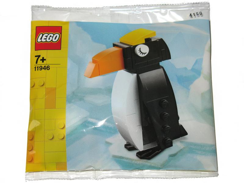 Lego Creator Попугай 11946