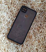 Чехол Goospery Case для Xiaomi Redmi 9С, Matte Black