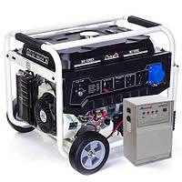 Бензиновый генератор Matari MX7000EA-ATS (5,5кВт)