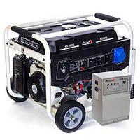 Бензиновый генератор Matari MX9000EA-ATS (6,5кВт)