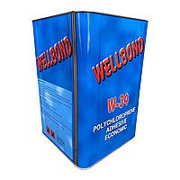 Wellbond W-34 клей наирит для, автомобильной обивки, обуви, изделий из кожи.