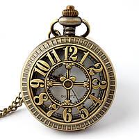 Часы карманные HUNTER с кварцевым механизмом