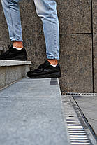 Кроссовки мужские Nike Air Max 90 Triple Black  Найк Аир Макс 90  Реплика, фото 3