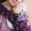 Слинг ЛавТай Марсала Love & Carry С рождения Шарфомай - тканний Май слинг Эрго переноска для детей