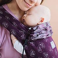 Слинг ЛавТай Марсала Love & Carry С рождения Шарфомай - тканний Май слинг Эрго переноска для детей, фото 1