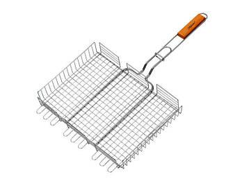 Глубокая решетка для барбекю Maestro 40х30см MR-1003