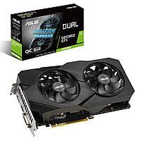 ASUS GeForce GTX 1660 Super Dual O6G Evo, 6144 MB GDDR6
