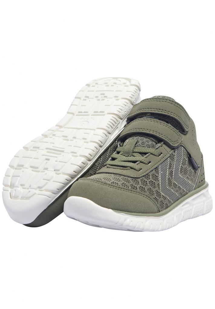 Кросівки дитячі CROSSLITE DOT4 MID WATERPROOF JR 201-119-6713 Підлітки і діти Чоловічої ХАКІ