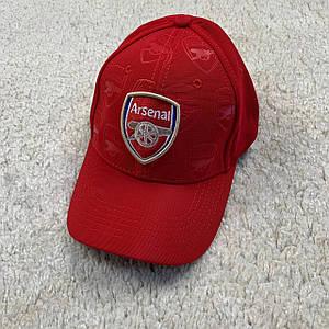 Кепка ФК Арсенал Лондон red червона