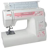 Электромеханическая швейная машина с блоком электронного контроля Janome 90 E