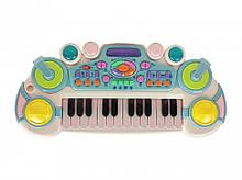 Дитячий синтезатор CY-6032B(Blue), 24 клавіші