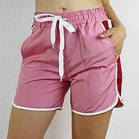 Шорти для жінок ростовка від 42 до 50 . Літні жіночі шортики.