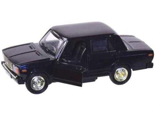 """Машинка """"ВАЗ 2106"""" із серії """"Автопром"""" (чорна) 7794"""