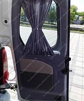 Автомобильные шторки для Ситроен Берлинго 2 (шторки на стекла Citroen Berlingo 2)