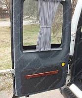 Автомобильные шторки для Форд Коннект (шторки на стекла Ford Connect)