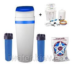 Комплект для комплексной очистки воды Компактный+