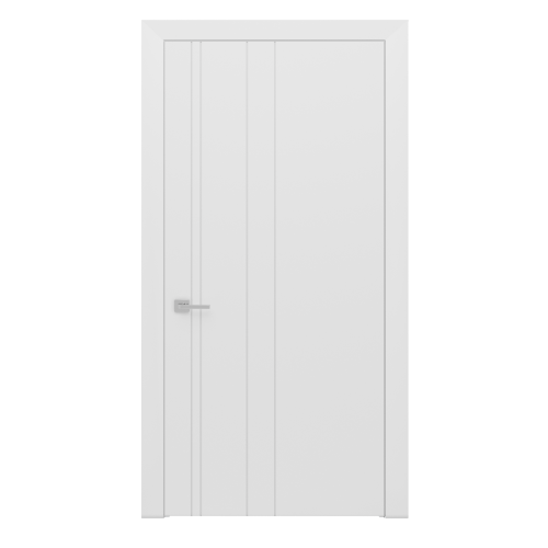 Міжкімнатні двері ULTRA U-003 ЕМАЛЬ
